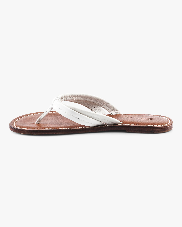Bernardo White Miami Sandal 1