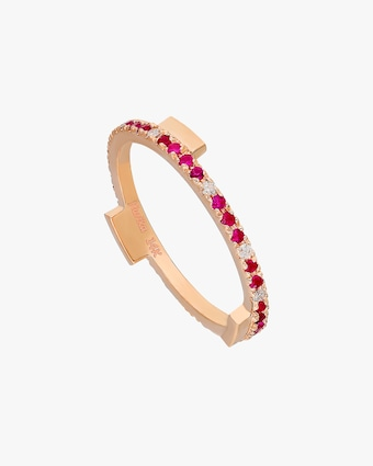 Harika Ruby & Diamond Ring 2