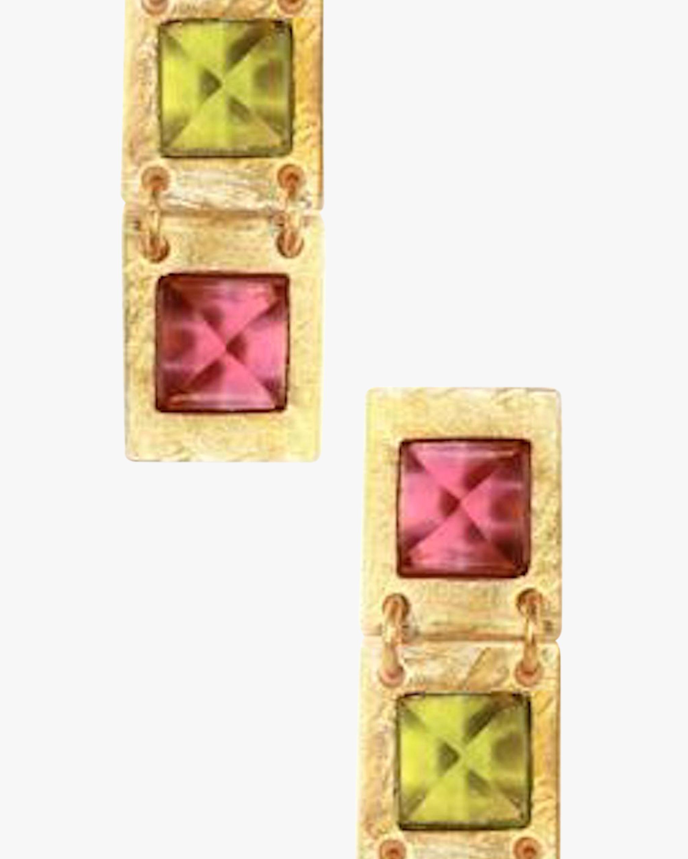 Stephanie Kantis Treasure Drop Earrings 1