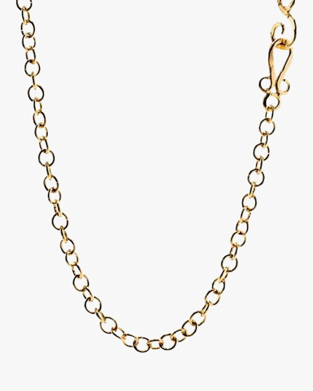 Stephanie Kantis Tudor Chain Necklace 0