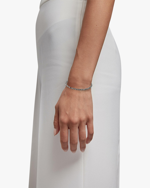 Unisex Ruby Beaded Bracelet