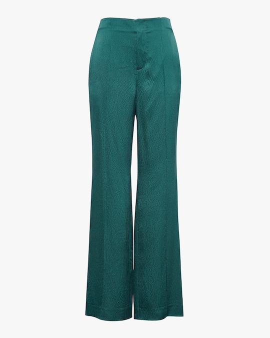 Judy Zhang High-Waisted Trousers 0