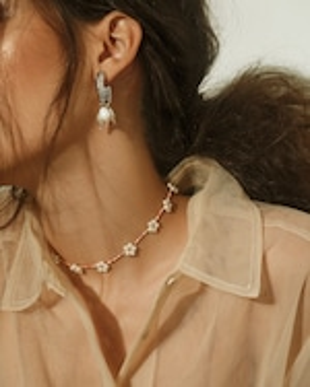 MÄHA & MORENA Ojos Del Mar Hoop Earrings 3