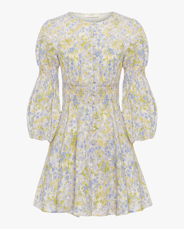 Peony Poolside Mini Dress 0