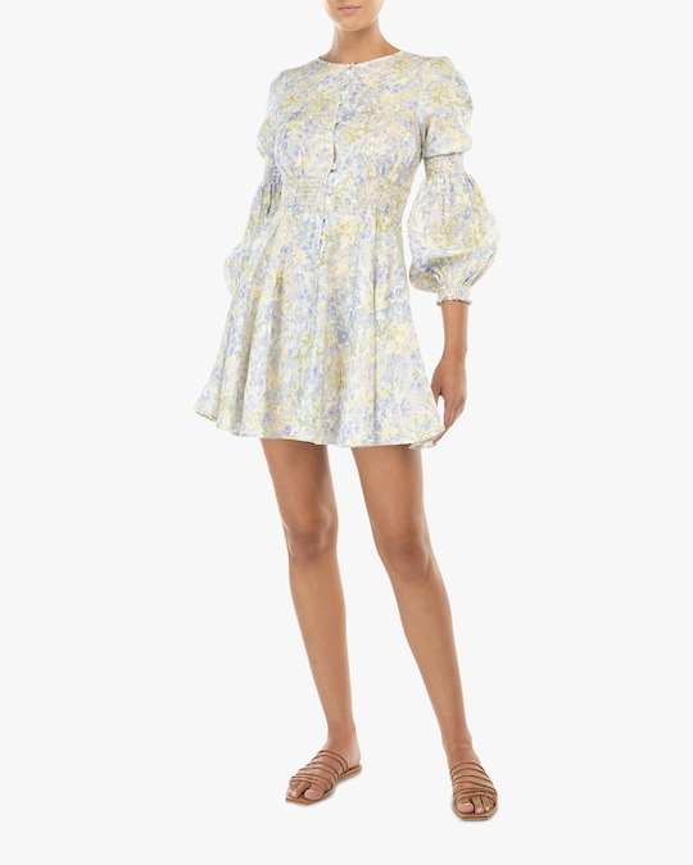 Peony Poolside Mini Dress 1