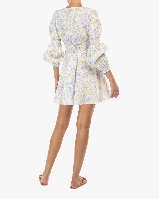 Peony Poolside Mini Dress 2