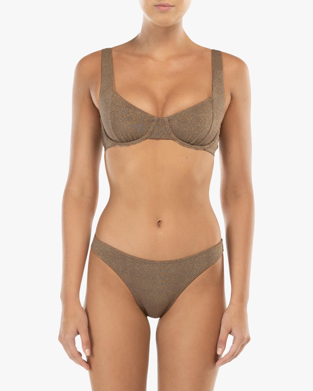 Peony Staple Bikini Bottom 1