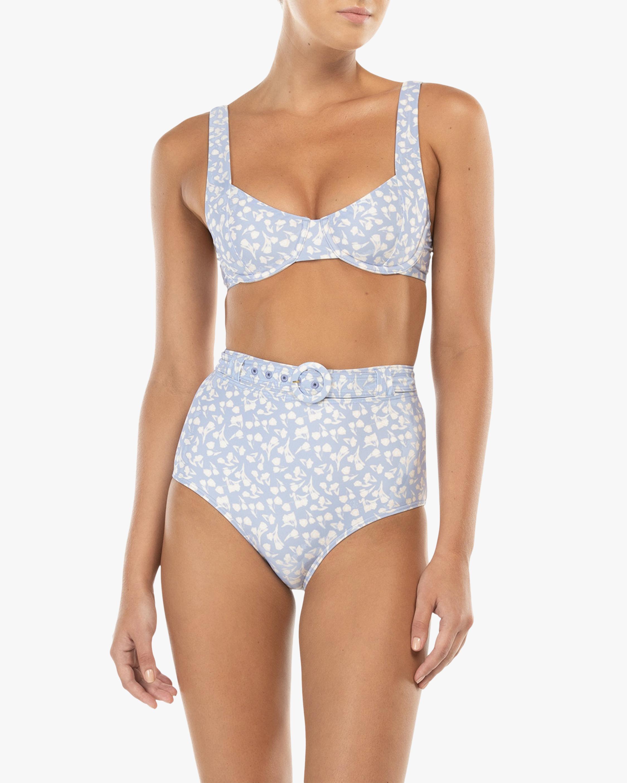 Peony Balconette Bikini Top 2