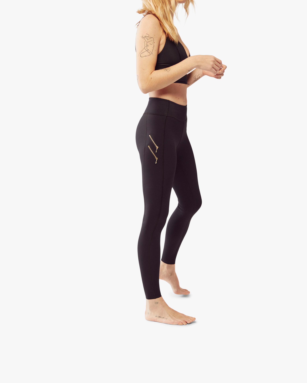 Fierce + Regal The Zip Leggings 1