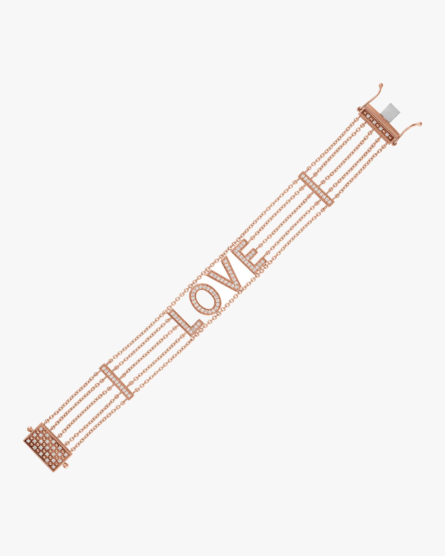 Love Mantra Bracelet