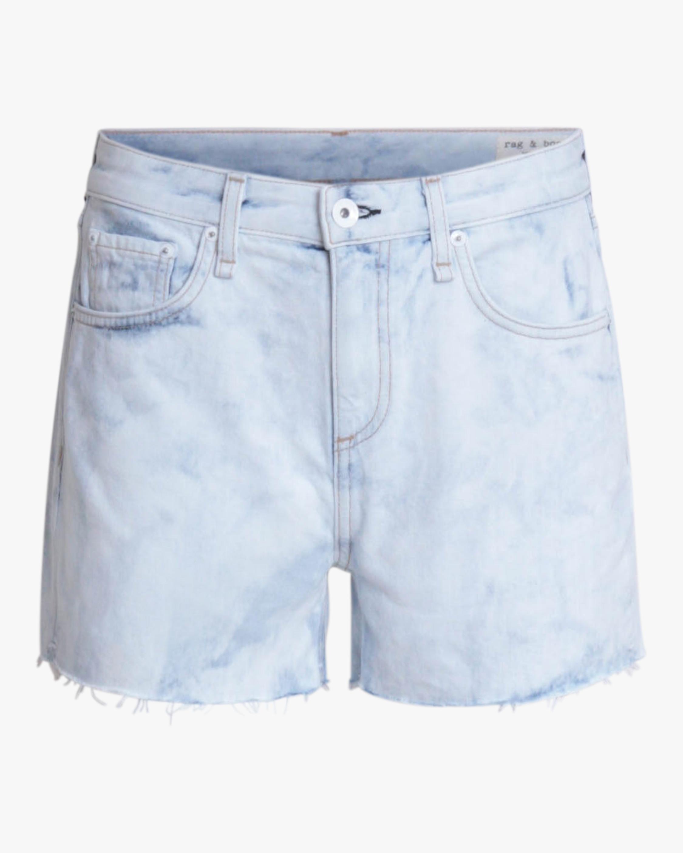 rag & bone Dre Low-Rise Shorts 0