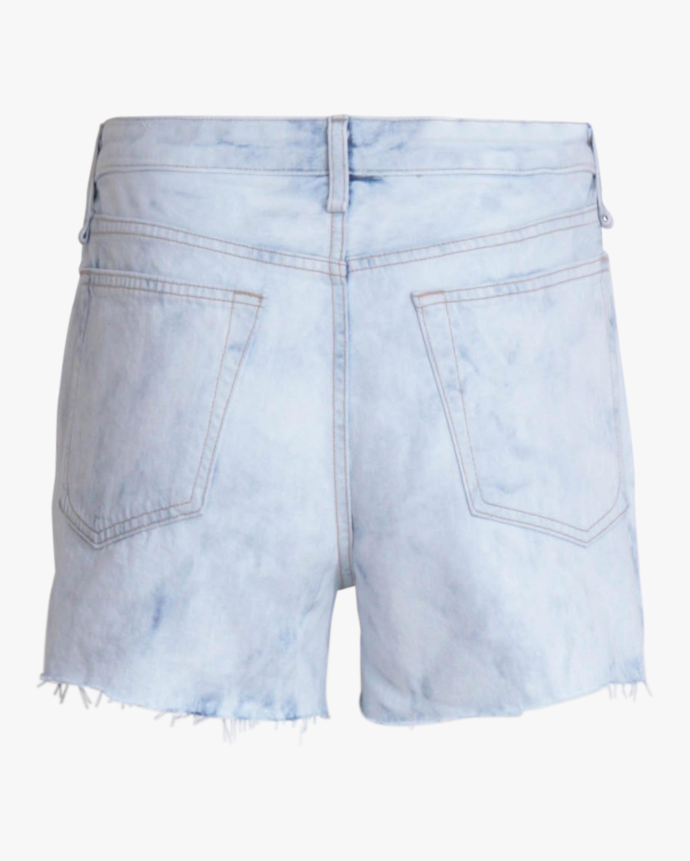 rag & bone Dre Low-Rise Shorts 1