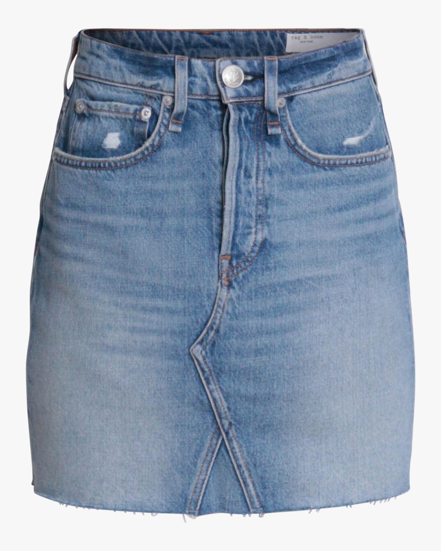 rag & bone Itty Bitty Mini Skirt 0