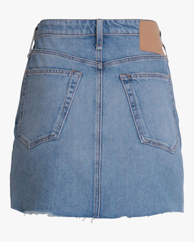 rag & bone Itty Bitty Mini Skirt 1