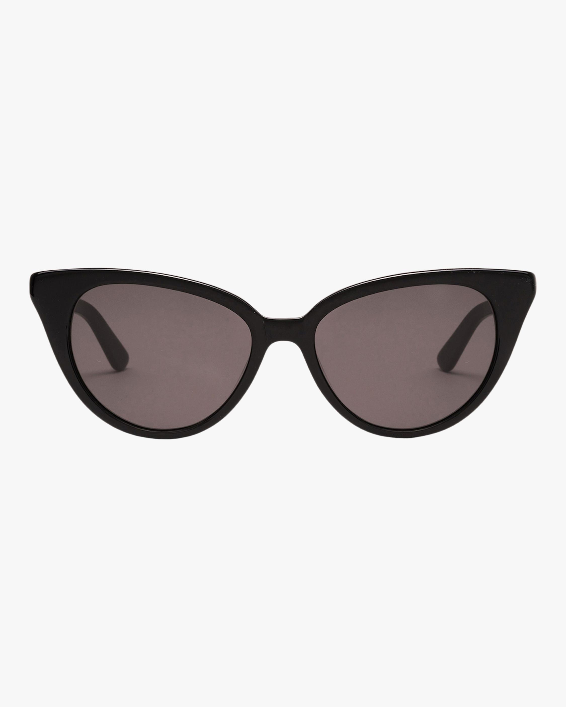 La Femme Cat-Eye Sunglasses