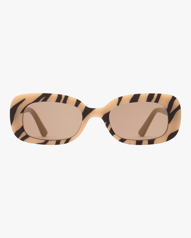 Velvet Canyon El Tigre Rectangular Sunglasses 1