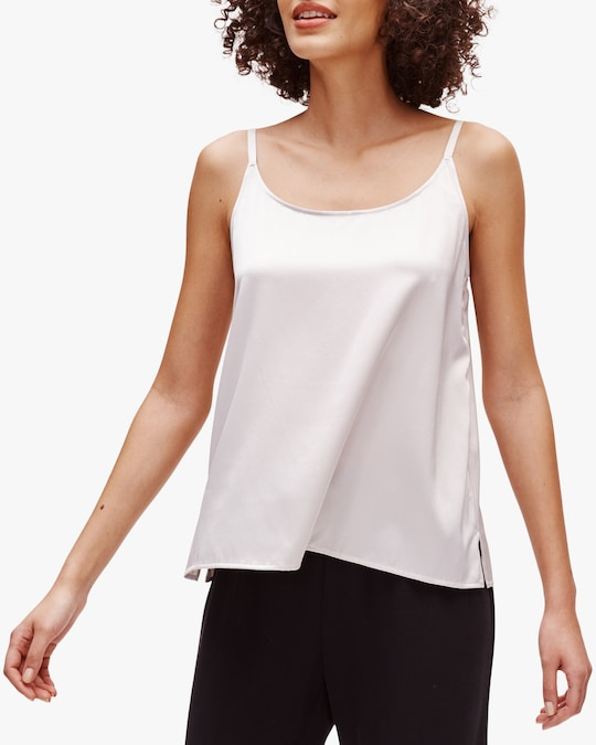 Eileen Fisher U-Neck Cami 0