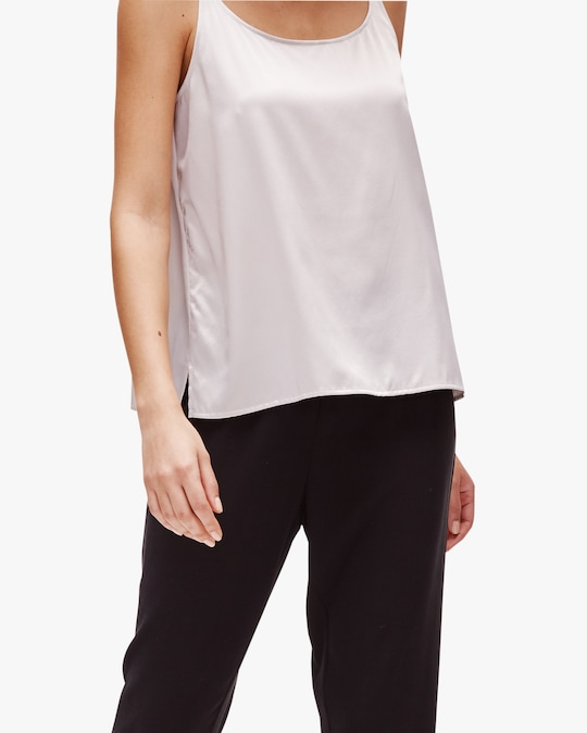 Eileen Fisher U-Neck Cami 1