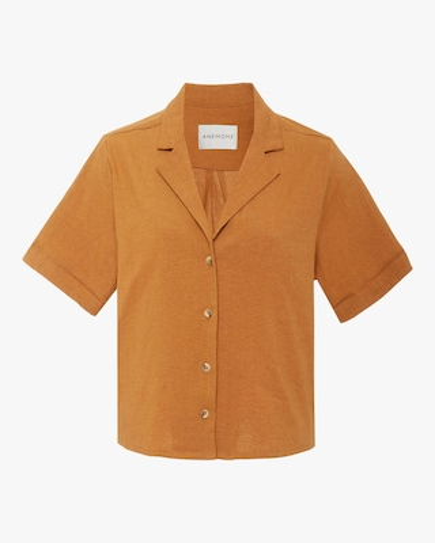 Anemos The Hutton Button-Down Shirt 1