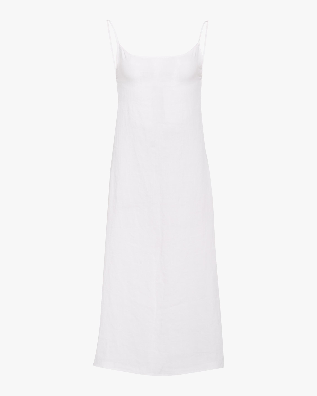 Anemos The KM Tie Midi Dress 1