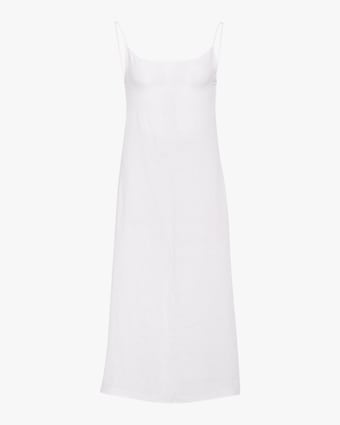 The KM Tie Midi Dress