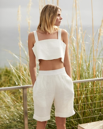 Anemos The Board High-Waist Shorts 2