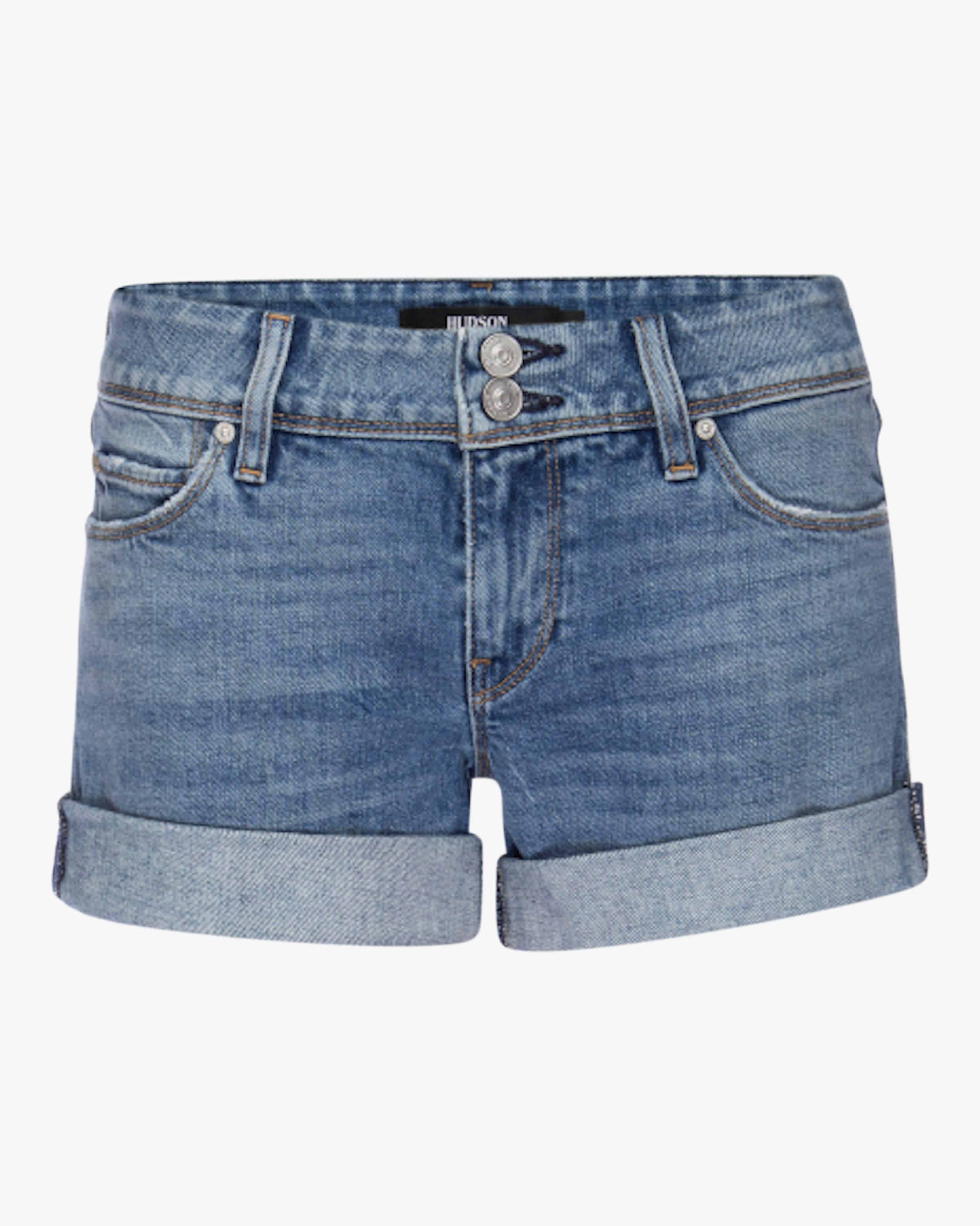 Hudson CROXLEY MID-RISE SHORTS
