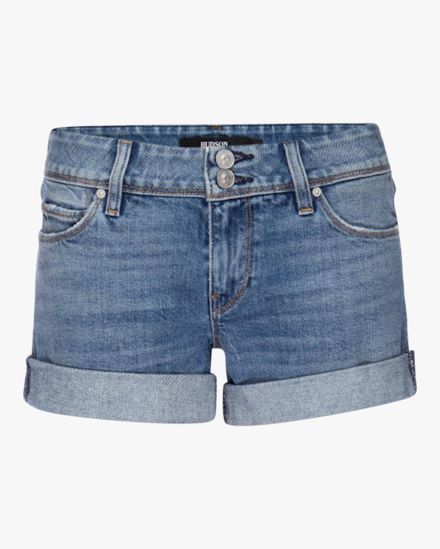 Hudson Croxley Mid-Rise Shorts 1