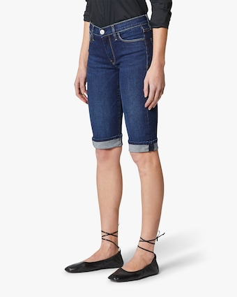 Hudson Amelia Cuffed Knee Shorts 2