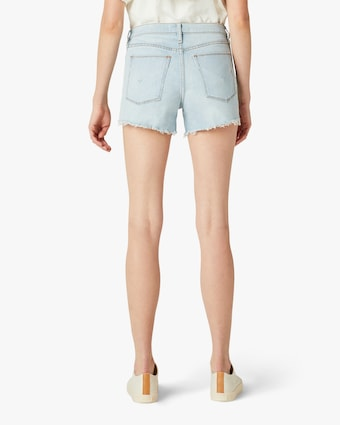 Hudson Gemma Mid-Rise Cut-Off Shorts 2