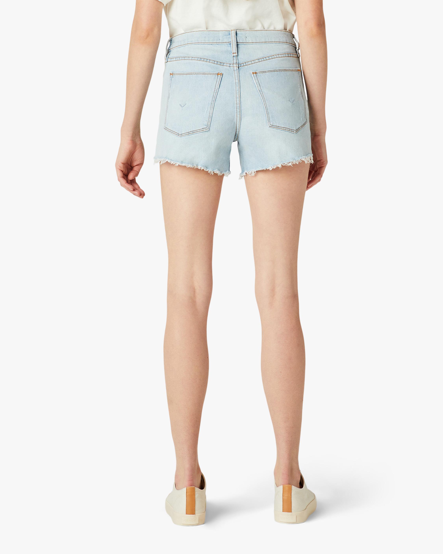Hudson Gemma Mid-Rise Cut-Off Shorts 1