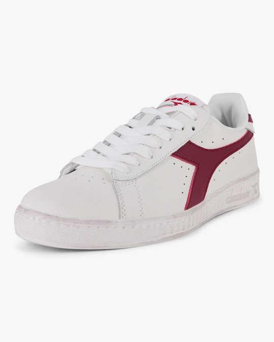 Diadora Game L Low Waxed Sneaker 1