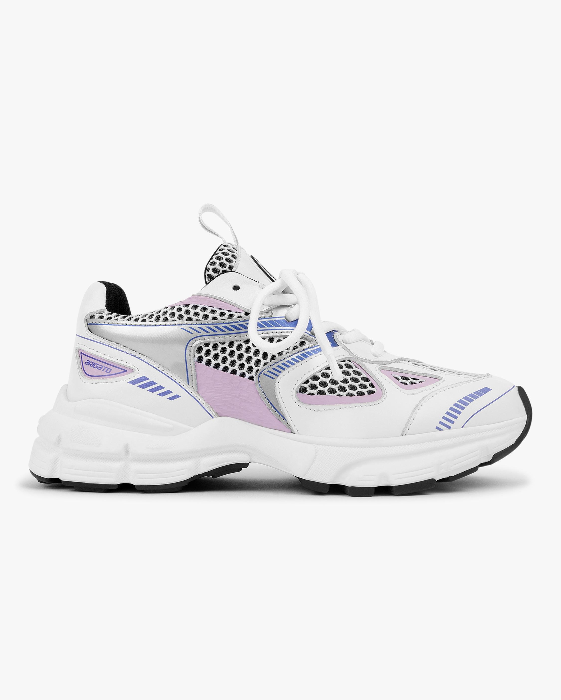 Axel Arigato Lilac & Blue Marathon Runner Sneaker 1