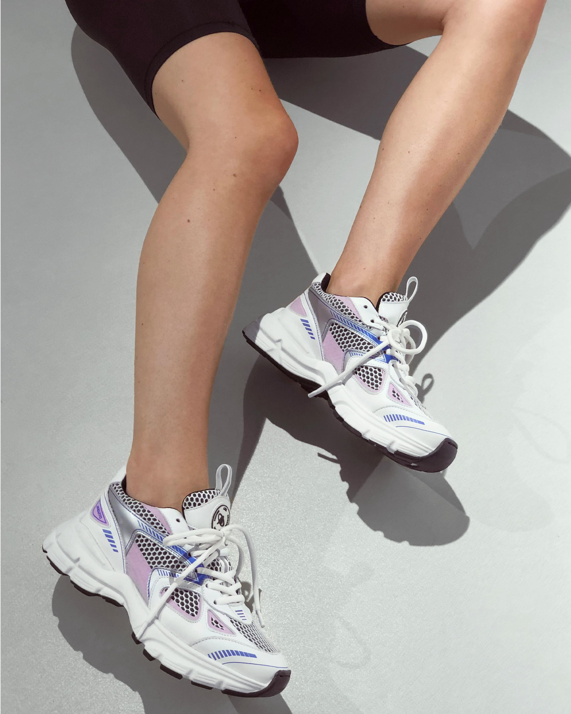 Axel Arigato Lilac & Blue Marathon Runner Sneaker 2
