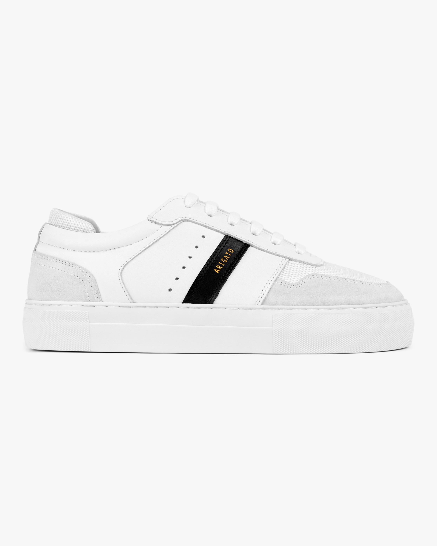 Axel Arigato Black Stripe Platform Sneaker 1