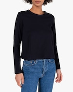 Leset Classic Millie Long-Sleeve Tee 1