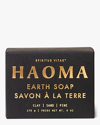 HAOMA Earth Bar Body Soap 6 oz 1