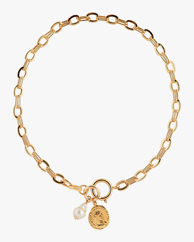 Joolz by Martha Calvo Delos Charm Necklace 0