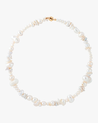 Joolz by Martha Calvo Naxos Pearl Necklace 1