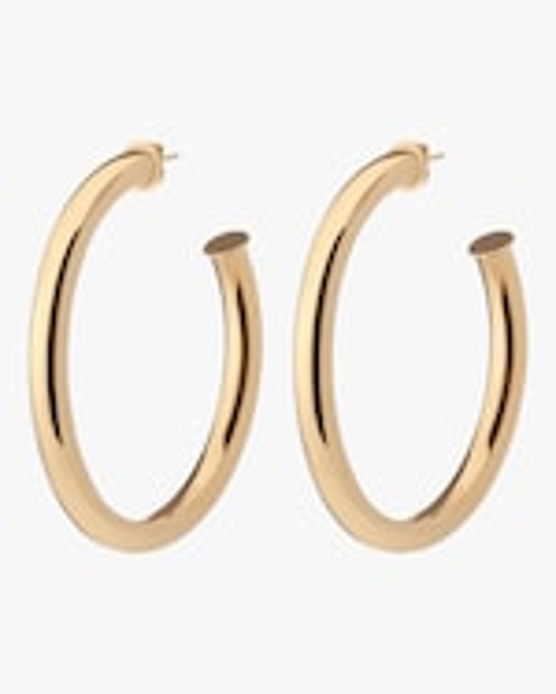 Joolz by Martha Calvo Tubular Hoop Earrings 0