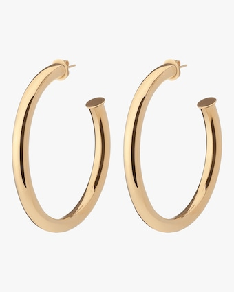 Joolz by Martha Calvo Tubular Hoop Earrings 1