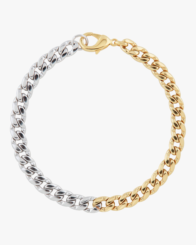 Two-Tone Libre Necklace