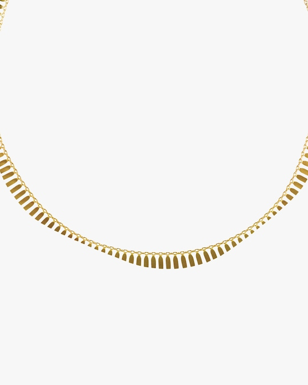 Joolz by Martha Calvo Wave Necklace 1