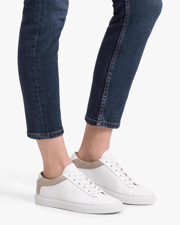 Bianco Capri Sneaker