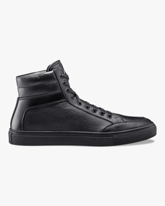 KOIO Nero Primo Hi-Top Sneaker 0