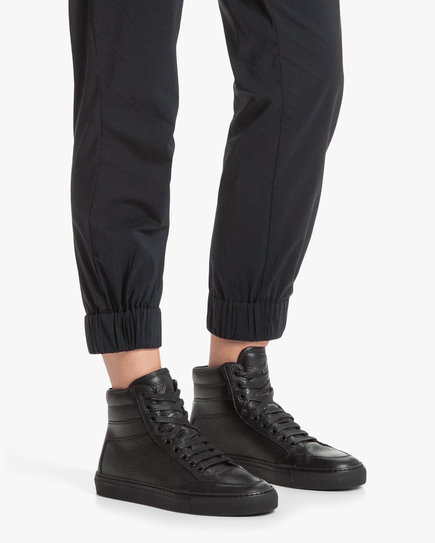 Nero Primo Hi-Top Sneaker