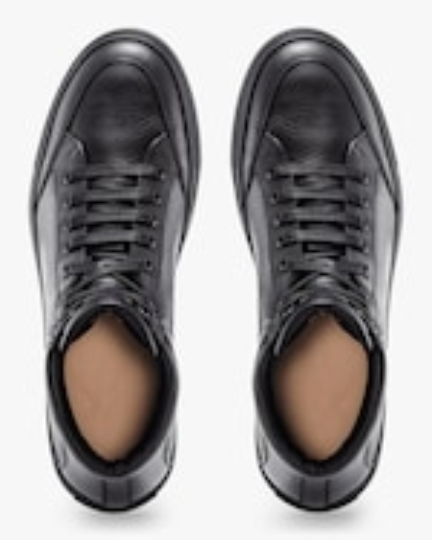 KOIO Nero Primo Hi-Top Sneaker 3