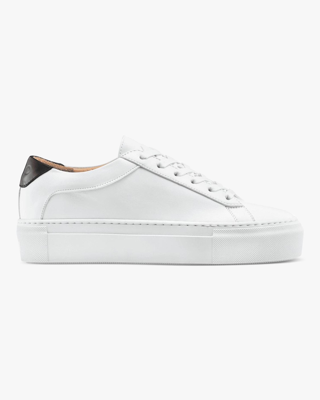 KOIO Platform Bianco Sneaker 1
