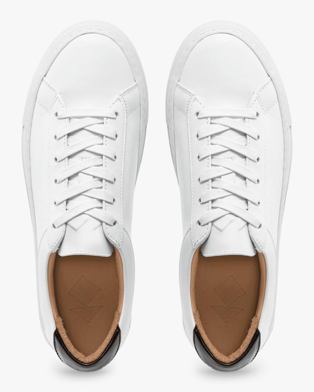 KOIO Bianco Platform Sneaker 3