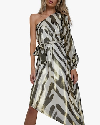 Malibu One-Shoulder Dress